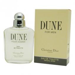Christian Dior Dune Pour Homme Man (Крестьян Диор Дюне Пу Хомe). Туалетная вода (eau de toilette - edt) мужская