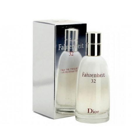 Christian Dior Fahrenheit 32 Man (Крестьян Диор Фаренгейт 32). Туалетная вода (eau de toilette - edt) мужская / Одеколон (eau de cologne - edc)