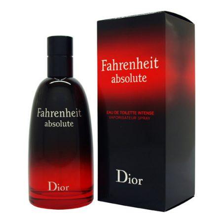 Christian Dior Fahrenheit Man (Крестьян Диор Фаренгейт Абсолют). Туалетная вода (eau de toilette - edt) мужская / Одеколон (eau de cologne - edc)