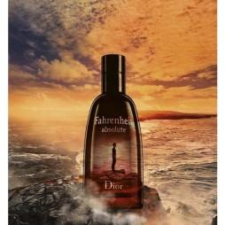 Christian Dior Fahrenheit Absolute Man. Парфюмерная вода (eau de parfum - edp) и туалетные духи (parfum de toilette) мужские