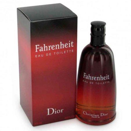 Christian Dior Fahrenheit Man. Туалетная вода (eau de toilette - edt) мужская / Одеколон (eau de cologne - edc)