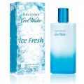 Cool Water Man Ice Fresh (Давыдов Кул Воте Мэн Айс Фрэш). Туалетная вода (eau de toilette - edt) мужская / Одеколон (eau de cologne - edc)
