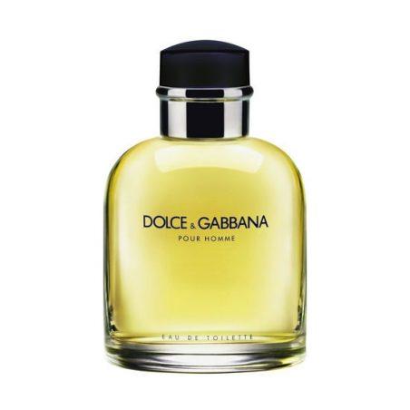D & G Pour Homme (Дольче энд Габбана Пьюр Хомме). Одеколон (eau de cologne - edc)