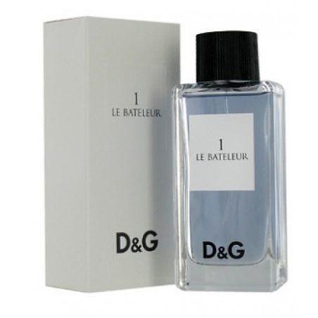 D&G 1 Le Bateleur Man (Дольче энд Габбана 1 Ле Бателеур). Туалетная вода (eau de toilette - edt) мужская / Одеколон (eau de cologne - edc)