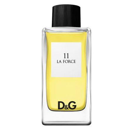 Dolce&Gabbana La Force 11 / Дольче энд Габбана 11 ЛаФорс (Сила). Туалетная вода (eau de toilette - edt) мужская