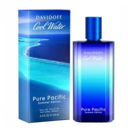 Davidoff Cool Water Summer Pure Pacific for Man (Давыдов Кул Воте Пьюр Пасифик Саммер Эдишен). Туалетная вода (eau de toilette - edt) мужская / Одеколон (eau de cologne - edc)