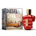 Diesel Only The Brave Iron Man (Дизель Онли Зэ Брейв Айрон Мэн). Туалетная вода (eau de toilette - edt) мужская