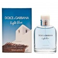 Dolce&Gabbana Light Blue Living Stromboli Man. Туалетная вода (eau de toilette - edt) мужская