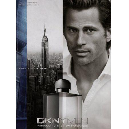 Donna Karan DKNY 2009 For Men. Парфюмерная вода (eau de parfum - edp) и туалетные духи (parfum de toilette) мужские