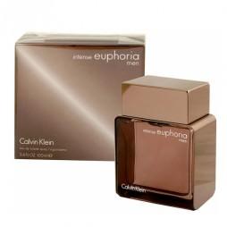 Euphoria Man Intense Calvin Klein (Кальвин Кляйн Глубокая эйфория для мужчин). Туалетная вода (eau de toilette - edt) мужская. Одеколон (eau de cologne - edc)
