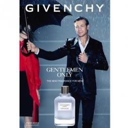 Gentlemen Only Givenchy. Парфюмерная вода (eau de parfum - edp) и туалетные духи (parfum de toilette) мужские
