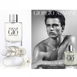 Giorgio Armani Acqua di Gio Essenza Man (Аква Ди Джой Эсенза Джорджио Армани). Парфюмерная вода (eau de parfum - edp) и туалетные духи (parfum de toilette) мужские