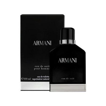 Giorgio Armani Pour Homme Eau De Nuit Man (Джорджио Армани Пур Хоме Эу Де Нуит). Туалетная вода (eau de toilette - edt) мужская / Одеколон (eau de cologne - edc)
