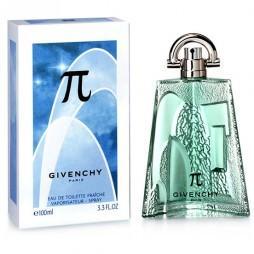 Givenchy Pi Fraiche Man (Живаньши Пи Фреш). Туалетная вода (eau de toilette - edt) мужская / Одеколон (eau de cologne - edc)