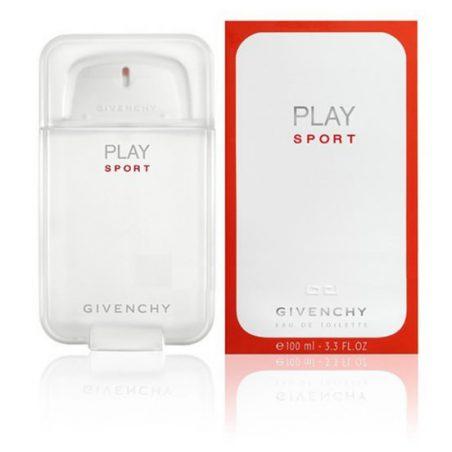 Givenchy Play Sport Man. Туалетная вода (eau de toilette - edt) мужская / Одеколон (eau de cologne - edc)