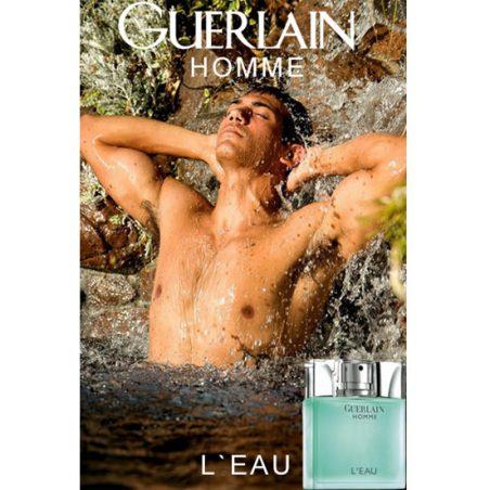 Guerlain Homme L'Eau (Гуерлайн Омм Ле). Одеколон (eau de cologne - edc)