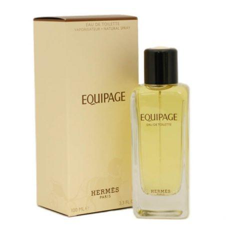 Hermes Equipage Man (Хермес Экипаж). Туалетная вода (eau de toilette - edt) мужская / Одеколон (eau de cologne - edc)