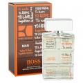 Hugo Boss Boss Orange Men Charity Edition (Хуго Босс Оранж Черити Эдишн для мужчин). Туалетная вода (eau de toilette - edt) мужская / Одеколон (eau de cologne - edc)