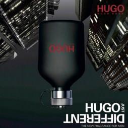 Hugo Boss Hugo Just Different. Одеколон (eau de cologne - edc) / Парфюмерная вода (eau de parfum - edp) и туалетные духи (parfum de toilette) мужские