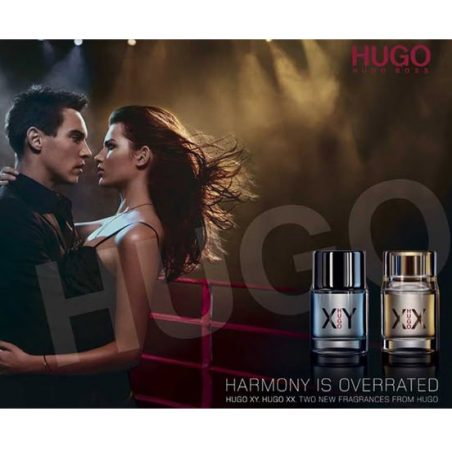 Hugo Boss Hugo XY for men. Парфюмерная вода (eau de parfum - edp) и туалетные духи (parfum de toilette) мужские