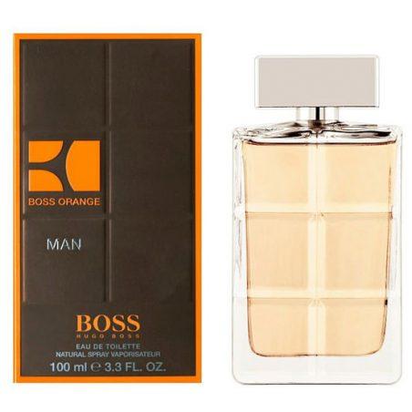 Hugo Boss Orange Man (Хьюго Босс. Апельсин. Для мужчин). Туалетная вода (eau de toilette - edt) мужская / Одеколон (eau de cologne - edc)