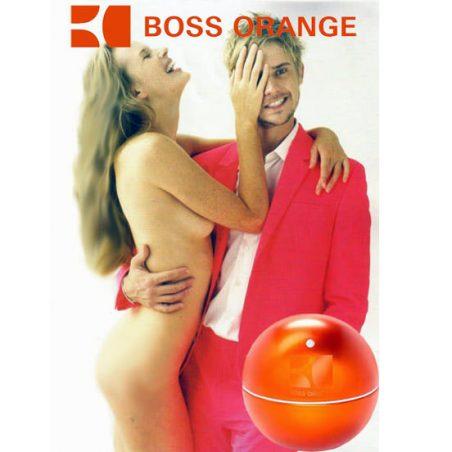 In Motion Orange Made For Summer (Хьюго Босс Мн Мотион Оранж Мейд фор Саммер). Парфюмерная вода (eau de parfum - edp) и туалетные духи (parfum de toilette) мужские