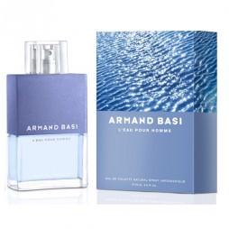 L'eau Pour Homme Armand Basi / Арманд Баси Ле Пур Хомме. Туалетная вода (eau de toilette - edt) мужская