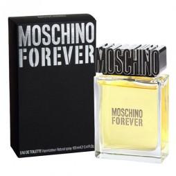 Moschino Forever Man (Москини Форэвер). Туалетная вода (eau de toilette - edt) мужская / Одеколон (eau de cologne - edc)