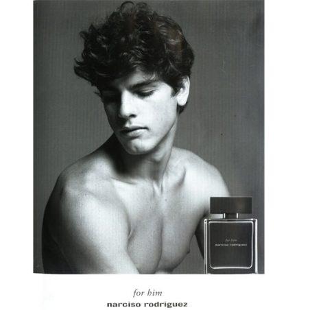 For Man Narciso Rodriguez (Нарцис Родригез Фо Хим). Парфюмерная вода (eau de parfum - edp) и туалетные духи (parfum de toilette) мужские
