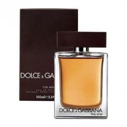 Dolce Gabbana The One Men (Дольче энд Габбана Один для мужчин). Туалетная вода (eau de toilette - edt) мужская