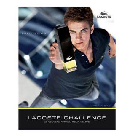 Challenge Lacoste 90 ml. Парфюмерная вода (eau de parfum - edp) и туалетные духи (parfum de toilette) мужские