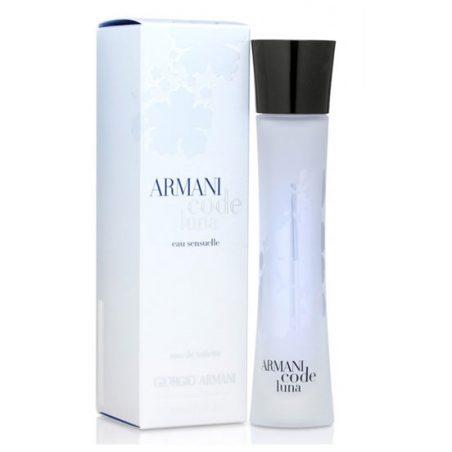 Giorgio Armani Code Luna Eau Sensuelle For Women edt 75 ml / Код Луна О Сенсуал женские
