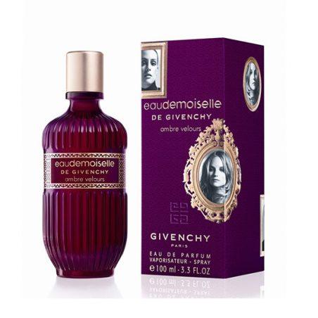Givenchy Eaudemoiselle de Givenchy Ambre Velours eau de parfum / Живаньши Эудемозель дэ Живаньши Амбра Велюр. Парфюмерная вода (eau de parfum - edp) и туалетные духи (parfum de toilette) женские
