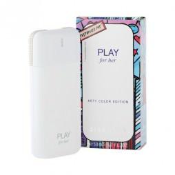 Givenchy Play for Her Arty Color Edition Woman. Парфюмерная вода (eau de parfum - edp) и туалетные духи (parfum de toilette) женские