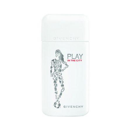 Givenchy Play in the City for Here. Парфюмерная вода (eau de parfum - edp) и туалетные духи (parfum de toilette) женские 75 ml