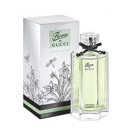 Gucci Flora By Gucci Gracious Tuberose eau de toilette 100ml
