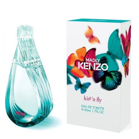 Kenzo Kiss n Fly / Кензо Медли Кисс ин Флай. Туалетная вода (eau de toilette - edt) женская