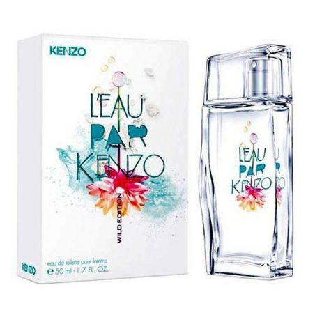 Kenzo LEau Par Wild Edition / Кензо Лепар Вилд Эдишн . Туалетная вода (eau de toilette - edt) женская