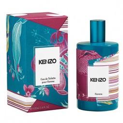 Kenzo Once Upon A Time Pour Femme Woman. Кензо Пу Фемме Ванс Апон э Тайм (давным-давно). Парфюмерная вода (eau de parfum - edp) и туалетные духи (parfum de toilette) женские