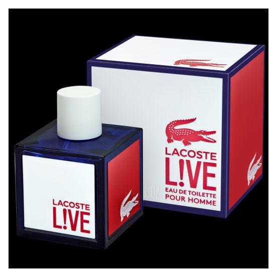 LACOSTE Lacoste Live EDT в интернет-магазине