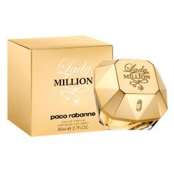 Lady Million Paco Rabanne / Пако Раббан Леди Миллион. Парфюмерная вода (eau de parfum - edp) и туалетные духи (parfum de toilette) женские