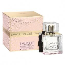 Lalique L'Amour. Парфюмерная вода (eau de parfum - edp) и туалетные духи (parfum de toilette) женские