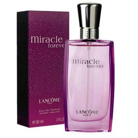 Lancome Miracle Forever. Парфюмерная вода (eau de parfum - edp) и туалетные духи (parfum de toilette) женские