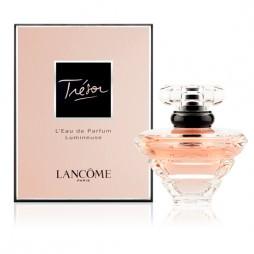 Lancome Tresor LEau De Parfum Lumineuse. Парфюмерная вода (eau de parfum - edp) и туалетные духи (parfum de toilette) женские
