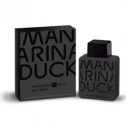 Mandarina Duck Black Man (Мандарина Дак Пур Блэк). Туалетная вода (eau de toilette - edt) мужская