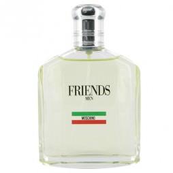Moschino Friends Man. Парфюмерная вода (eau de parfum - edp) и туалетные духи (parfum de toilette) мужские
