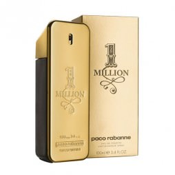 Paco Rabanne 1 Million Man (Пако Раббан 1 миллион). Туалетная вода (eau de toilette - edt) мужская