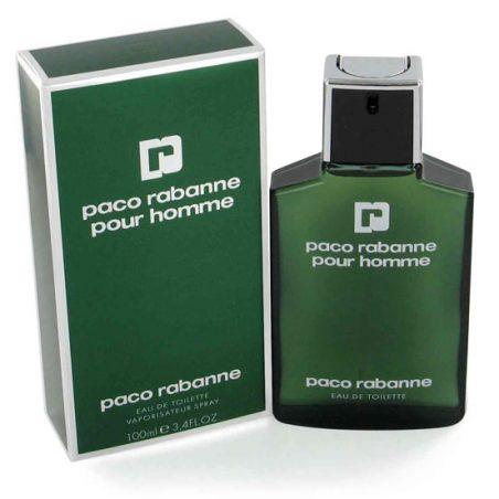 Pour Homme Man Paco Rabanne (Пако Раббане Пу Хомме / Пако Рабанн Пур Ом). Туалетная вода (eau de toilette - edt) мужская
