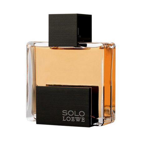 Solo Loewe. Парфюмерная вода (eau de parfum - edp) и туалетные духи (parfum de toilette) мужские