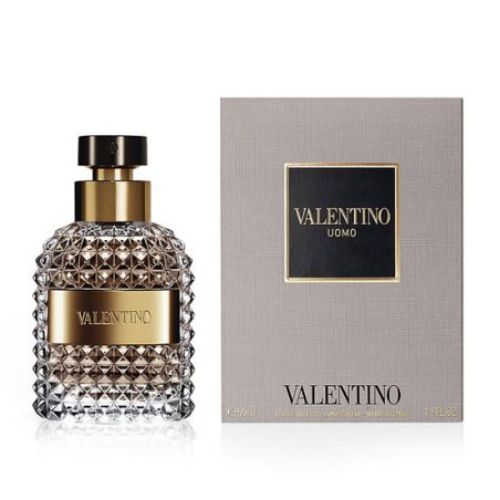 Valentino Uomo Valentino. Парфюмерная вода (eau de parfum - edp) и туалетные духи (parfum de toilette) мужские